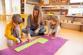 Citations De Maria Montessori Montessori à Lécole Publique