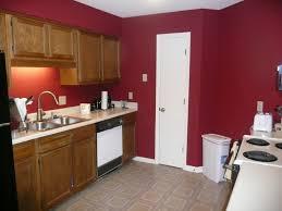 Red Kitchen Paint Kitchen Updates Mrs Bombcom
