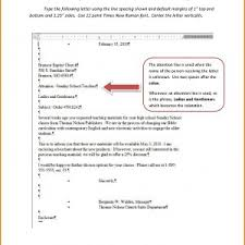 Business Letter Example Subject Line Archives - Corrochio.co Fresh ...