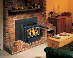 wood and pellet inserts are convenient because you get the true wood burning benefits and they can be inserted into your existing masonry fireplace they