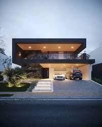 24 fantastic modern dream house exterior design ideas 1 #exteriordesign  #housedesign #dreamhouse | fi… | Facade house, House designs exterior, Dream  house exterior
