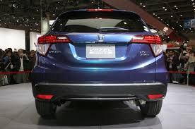 2018 honda vezel. contemporary vezel honda vezel compact crossover likely for us 2013 tokyo motor with regard to 2018  with honda vezel r