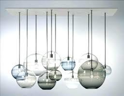 full size of large globe light medium size of multiple pendant lighting multi necklace blown glass