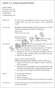 Easy Resumes Templates Wonderful Httpwwweducationreferencearticleresumeappearanceeasy
