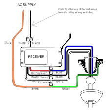wiring diagram of ceiling fan regulator