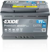 Exide Premium Carbon Boost Car Battery Exide