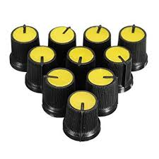 RISHIL WORLD <b>50Pcs Yellow Plastic for</b> Rotary Taper: Amazon.in ...