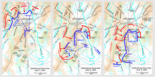 apush the battle of gettysburg the battle of gettysburg