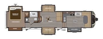 montana 5th wheel trailer floor plans