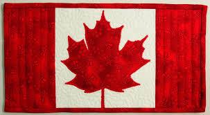 Oh Canada! The Mug Rug - Mug Rug #26 | Quilts By Jen & Oh Canada! The Mug Rug – Mug Rug #26 Adamdwight.com