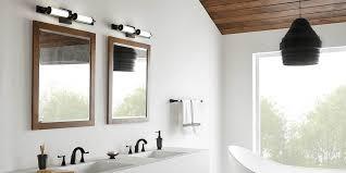 Contemporary Bathroom Lighting Fixtures Best Contemporary Vanity Bathroom Lighting Fixtures Bathroom Wall