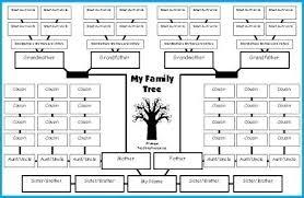 Free Downloadable Family Tree Charts Family Genealogy Charts Free Souvenirs Enfance Xyz