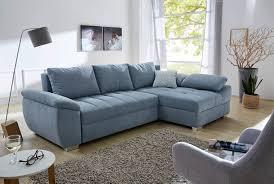 Ecksofa Mit Schlaffunktion Sofa Wohnlandschaft Eckcouch