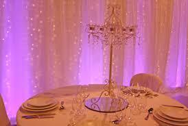 lighting curtains. Fairy Light Curtain With Purple Uplights Lighting Curtains