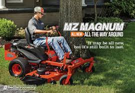 mz magnum lawn mowers quality residential lawn mowers bad boy mz magnum zero turn lawn mower all new all the way around it