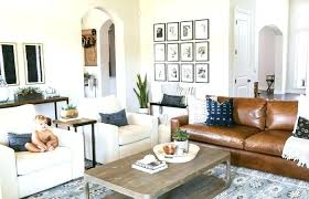 brown leather couch living room fresh living room medium size black leather sofa living room design