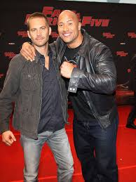 He is best known for his role as brian o'conner in the fast & furious franchise. Dwayne Johnson Recalls Bond With Late Paul Walker People Com