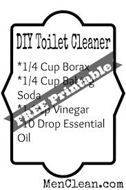 bathroom cleaner recipe borax. exciting homemade toilet bowl cleaner borax contemporary best bathroom recipe