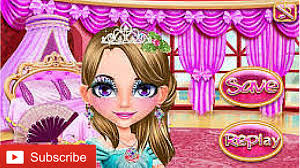 princess face makeover games makeup and dress up game 2016