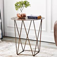 nordic style sofa corner table locke creative fashion side table modern minimalist wrought iron small round