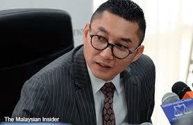 Perak MB Inc boss rubbishes DAP rep's claim   The Edge Markets