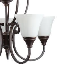 hampton bay somerset 5 light bronze chandelier gex8115a 2 vip