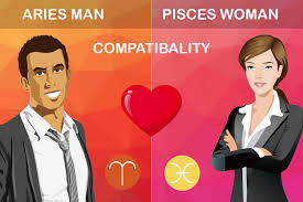 Aries Man And Gemini Woman Compatibility Chart Aries Man And Pisces Woman Compatibility Love Sex And