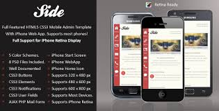 Mobile Website Template Adorable Best Sellers Responsive Mobile Website Templates
