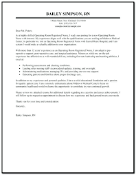Operating Room Nurse Cover Letter Discharge Nurse Cover Letter Charge Nurse Cover Letter Cool