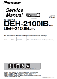 pioneer deh 2100ib wiring diagram wiring diagram and hernes wiring harness diagram for pioneer deh 150mp wire