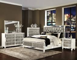 Mirrored Side Tables Bedroom Mirrored Glass Bedroom Furniture
