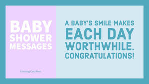 Baby Shower Quotes Fascinating Funny Baby Shower Wishes And Congratulations Messages