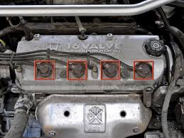 1998 2002 honda accord spark plugs replacement 1998 1999 2000 image 1 1 we recommend replacing the spark plugs one at a time to