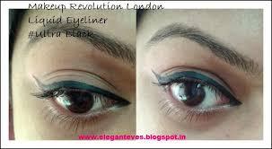 makeup revolution london s liquid eyeliner ultra black