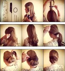 Hairstyle Easy Step By Step easy updos 10 cute and quick updos for every occasion 8178 by stevesalt.us