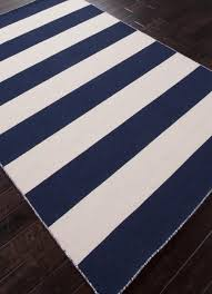 navy and white striped rug  stunning decor with navy blue and