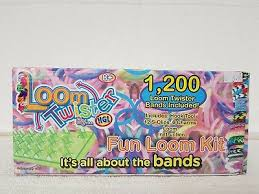Toys & Games 1000 Band <b>Loom Twisters</b> Friendship Bands ...