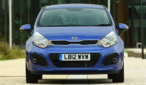Kia Rio sizes and dimensions guide   carwow