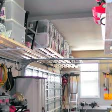 garage wall shelving awesome outstanding overhead garage storage shelving island throughout wall mounted