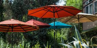 patio umbrellas with lights. Exellent Umbrellas The Best Patio Umbrella And Stand To Umbrellas With Lights H