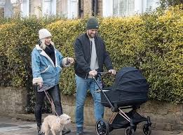 The big brother winner appeared on the itv show in an attempt to break the stigma. Pregnant Kate Lawler And Fiance Martin Take Their Baby Stroller For A Test Spin Amed Post