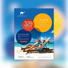 Sample Flyers For Travel Agency Beautiful Travel Agency Flyers