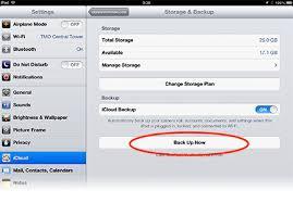 Ios Icloud Backup On Demand The Mac Observer