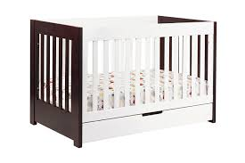 amazoncom  babyletto mercer in convertible crib with toddler