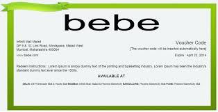 Vouchers Plugin Customizable Coupon Template Free Gift Onbo Tenan