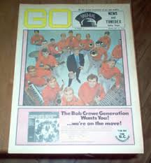 Details About Whk Go Magazine 1967 Rolling Stones Byrds Beach Boys Blues Magoos Knack Charts