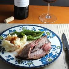 Spoon Roast With Horseradish Cream Cooking Chat