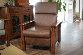 compact recliner chair. Recliner Chair Antique Compact