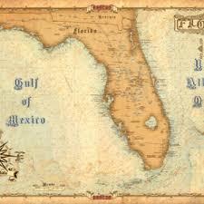 Antique Maps Of Florida
