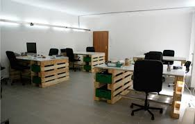pallet office furniture. Office Workspace · Pallets No Escritório Pallet Furniture C